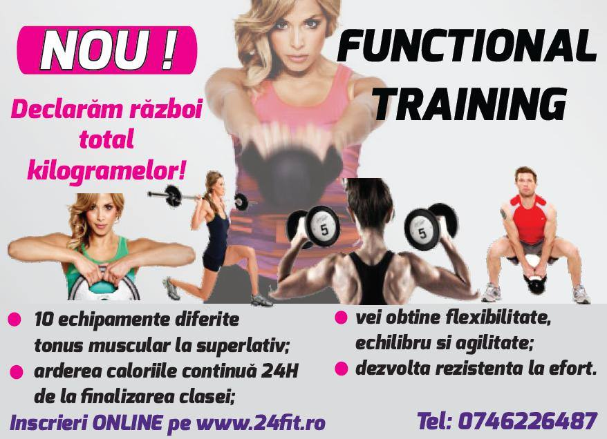 functional training 24fit